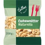 Cashewnötter Naturell 3557 350g