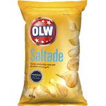 Lättsaltade Chips Olw 40g