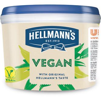 Majonnäs Vegan 2,5kg Hellmann's