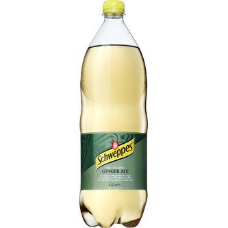 Ginger Ale Pet 1.5l Schweppes
