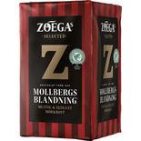 Mollbergs Mörkrost Bryggkaffe Zoégas 450g