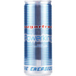 Energy Drink Sockerfri Burk Powerking 25cl
