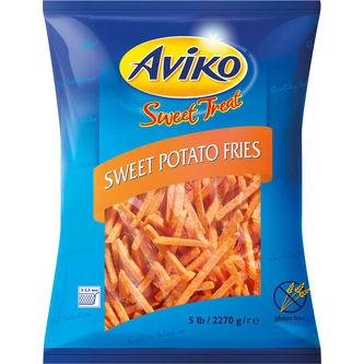 Sweetpotato Fries 2,27kg Aviko