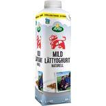 Mild Yoghurt Lätt Naturell 0,5% Arla Ko 1000g