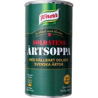 Ärtsoppa Soldatens 570g Knorr