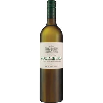 Kwv Roodeberg White Vin 13.5% 75cl Kwv