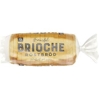 Brioche Skivad 500g Garant