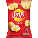 Salted Chips Lay's 175g