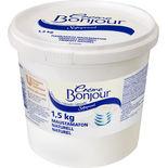 Softspread Naturell Crème Bonjour 1.5kg