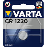 Batteri Cr1220 Varta 1p