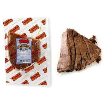 Rostbiff av Innanlår Skivad ca: 1.8kg Charkfood