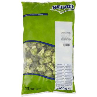 Broccoli 20/40 Iqf Fryst 2.5kg Begro