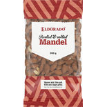 Mandel Rostad Saltad Eldorado 300g