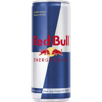 Red Bull Energidryck Burk 25cl Red Bull