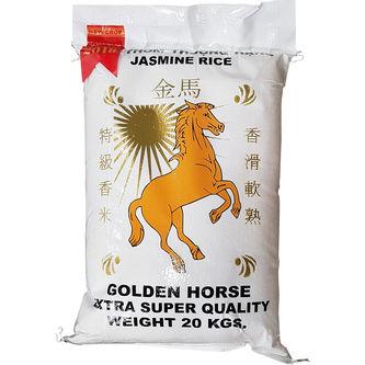 Jasminris 20kg Golden Horse