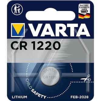 Batteri Cr1220 1p Varta