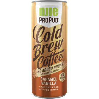 Propud Cold Brew Caramel Vanilla 250ml Njie