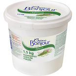 Softspread Gräslök Crème Bonjour 1.5kg