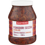 Pomodori Secchi Strimlade Soltorkade Tomater Gastrino 2,3/1,49