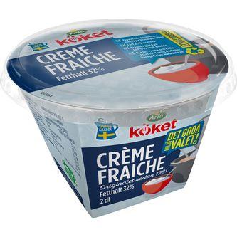 Crème Fraîche 32% 2dl Arla Köket