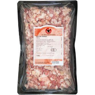 Bacon Tärnat 1kg Signal & Ander