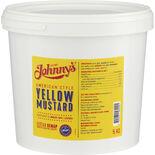Yellow Mustard Johnnys 5kg