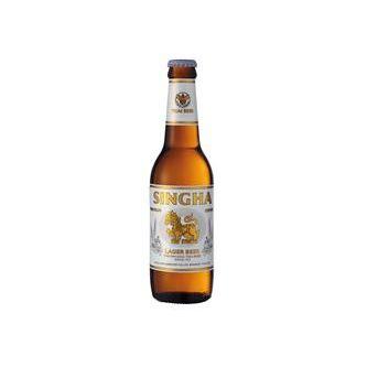 Singha 5% Starköl 33cl Boon Rawd Bre