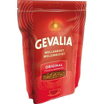 Original Instant Mellanrost Refill 200g Gevalia