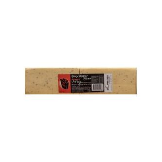 Pepper Jack Cheese 27% Skivad 1.25kg Tasty