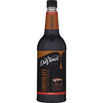 Chocolate Classic Syrup 1l Da Vinci