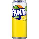 Fanta Zero Lemon Burk Fanta Zero 33cl
