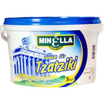 Yoghurt Grekisk 10% 5kg Minella