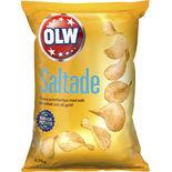 Chips Lättsaltad Olw 175g