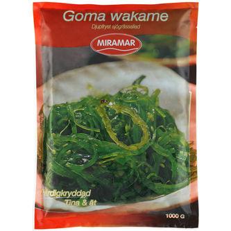 Sjögrässallad Goma Fryst 1kg Miramar