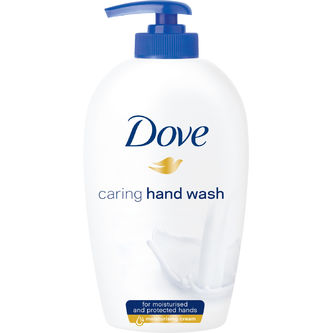 Cream Wash Moisturising Cream Tvål 250ml Dove