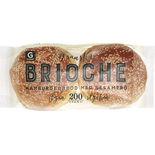 Brioche Hamburgerbröd Sesam Garant 200g