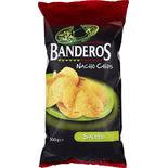 Nachos Chips Salted Banderos 500g