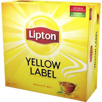 Yellow Label Tea 100p Lipton