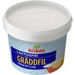 Gräddfil Laktosfri 10% Arla Köket 1.8kg