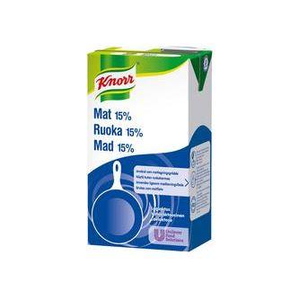 Mat Låglaktos Matgrädde 15% 1l Knorr