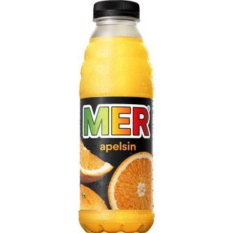 Mer Apelsin Pet 50cl Mer