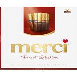 Merci Finest Selection Röd Chokladask Merci 250g