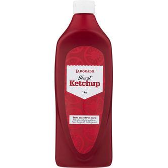 Tomatketchup 1kg Eldorado