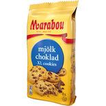 Cookies Mjölkchoklad Marabou 184g