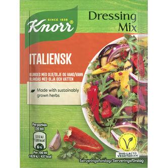 Dressing Mix Italiensk 27g Knorr