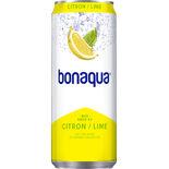 Citron Lime Kolsyrat Vatten Burk Bonaqua 33cl