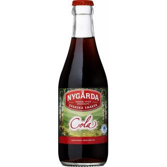 Cola 33cl Nygårda