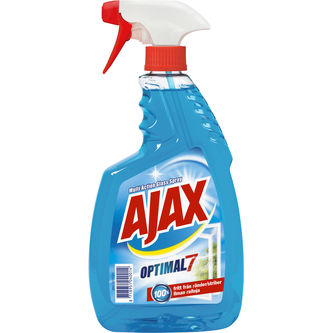Multi  Action Glass Spray 750ml Ajax