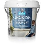 Grekisk Yoghurt Naturell 10% Salakis 1kg