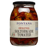 Soltorkade Tomater i Marinad Fontana 1kg